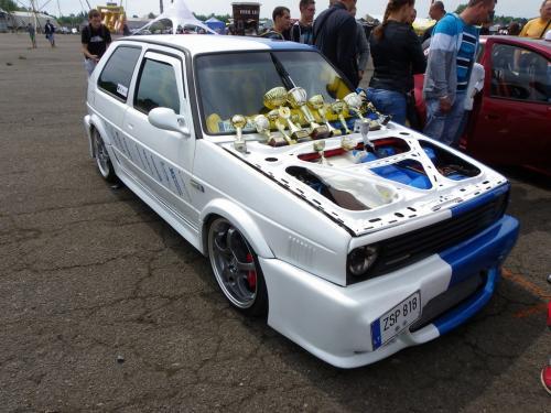 Auto show Kaunas 2013