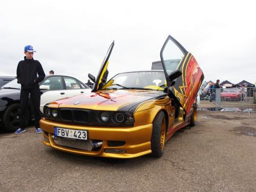 Auto show Kaunas 2014